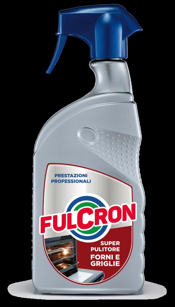 Fulcron Super Pulitore Forni e Griglie