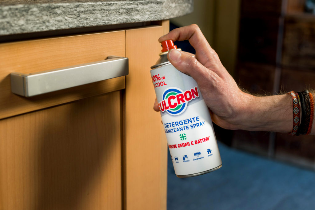 Detergente Igienizzante